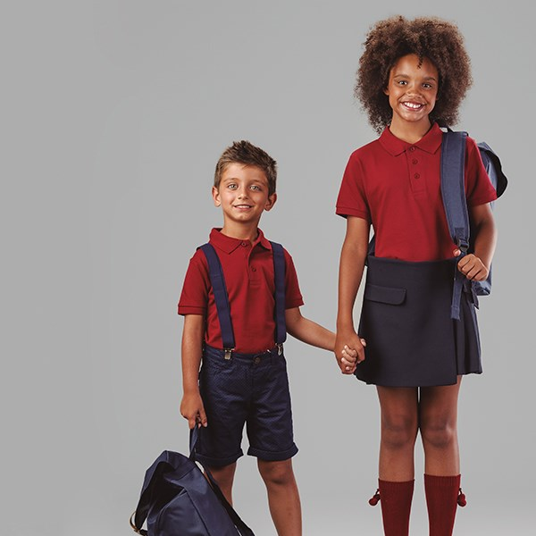 ADAM KIDS ADAM KIDS Polo shirt voor kinderen