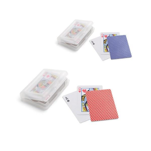 Pakje van 54 speelkaarten.