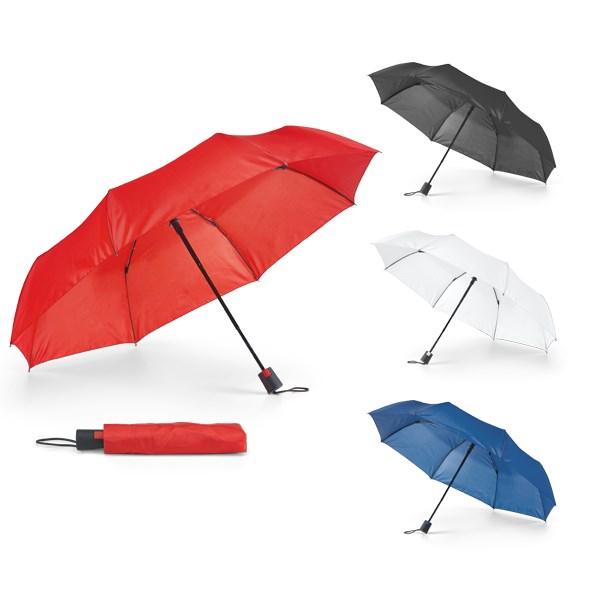 Opvouwbare paraplu