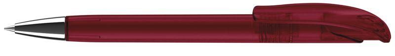 Balpen - Challenger Frosted gemetaliseerde punt