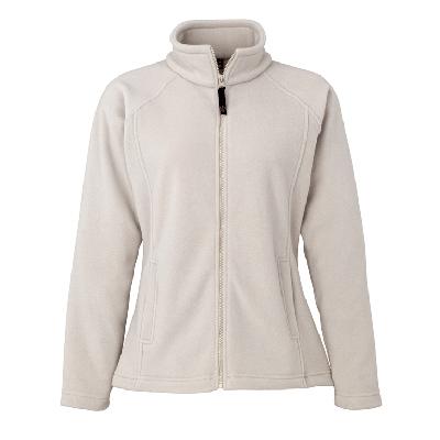 Aansluitende fleece jas