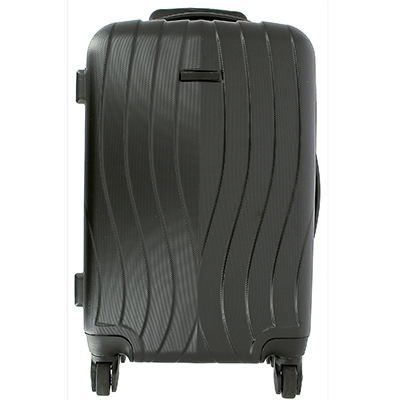 Hard shell carry-on trolley