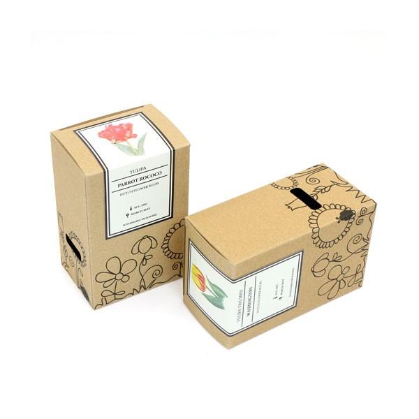 Presentbox Medium kraft