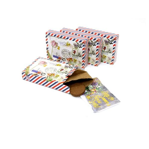 Direct mail doosje met bloembollen