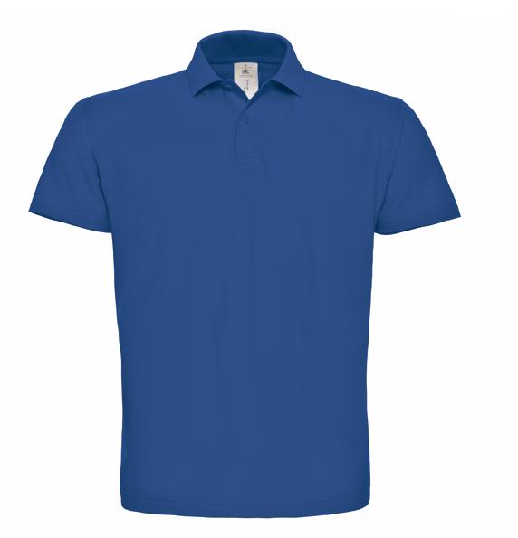ID001 - Polo Shirt B&C