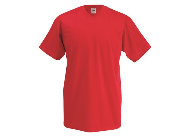 Valueweight V-Neck T Fruit of the loom