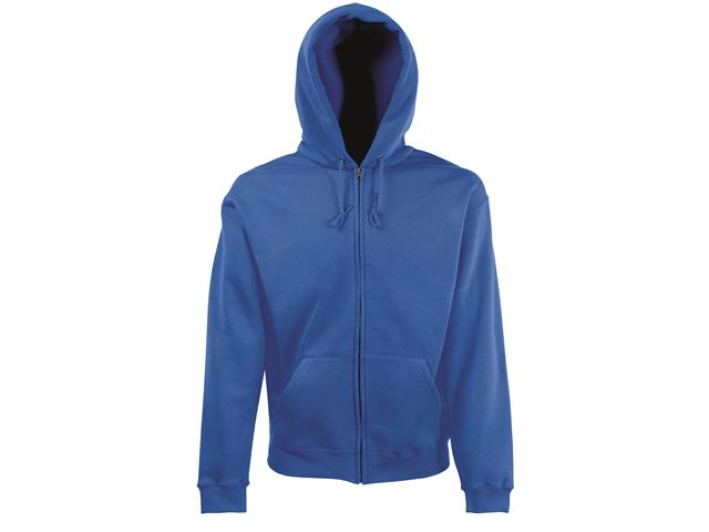 Hooded Sweat Jacket #D# Fruit of the loom