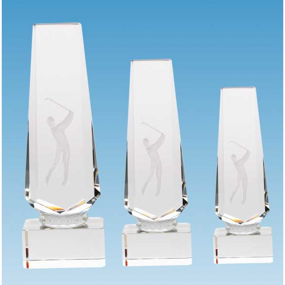 Golf Award Cristal Swing 17.5 Cm