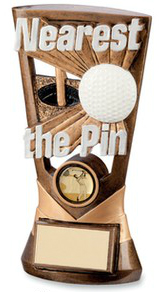Plastic Nearest to the pin 18 cm