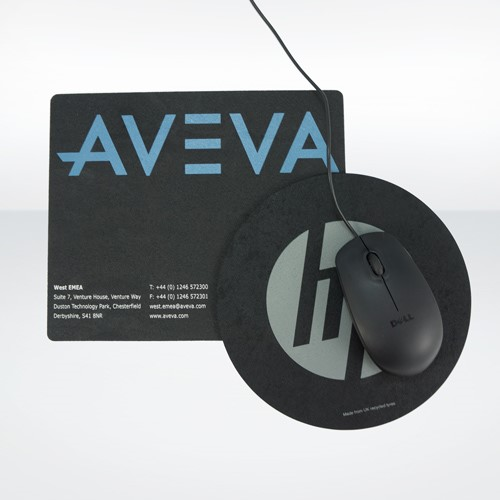 2.5 mm Reifen Mousepad - recycelt