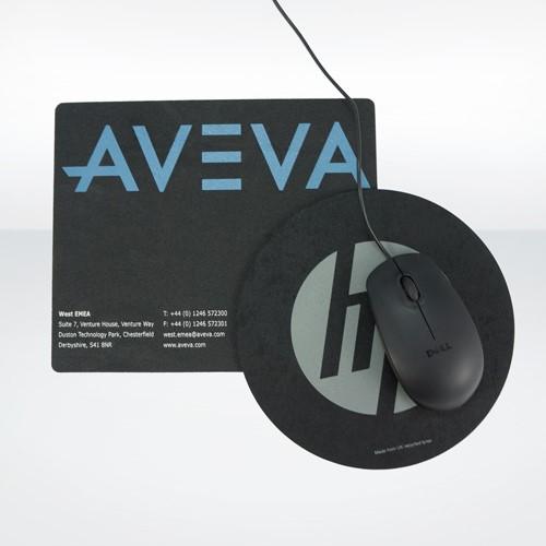 1mm Recycling Reifen Mousepad - recycelt