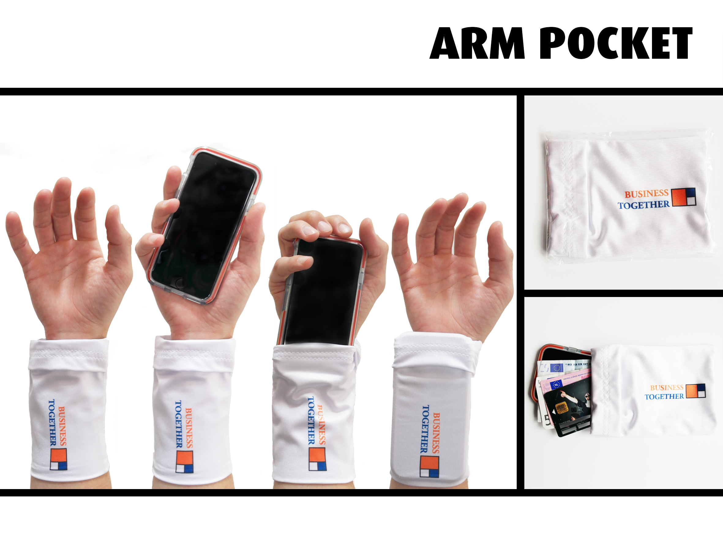 Arm Pocket