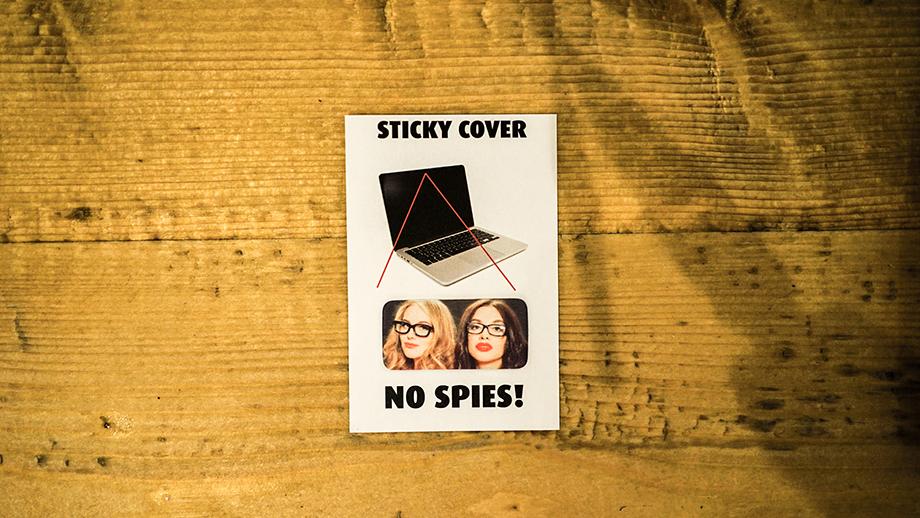 Sticky Cover
