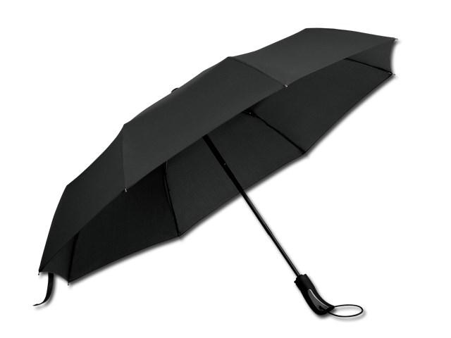 CAMPANELA, opvouwbare polyester paraplu met openclose systeem