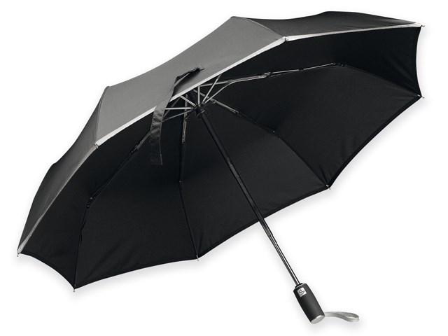 UMA, stormparaplu, opvouwbaar met openclose systeem, SANTINI