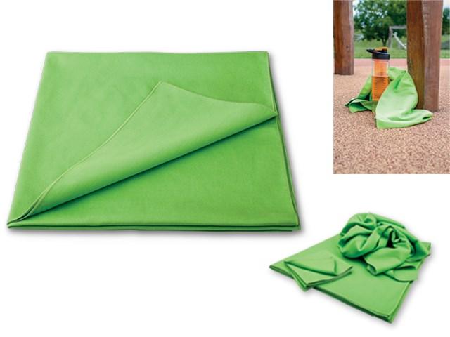 MICROTECH III ,Gemakkelijk in te pakken en sneldrogende handdoek Geschikt voor sporten of reizen met goed absorberende eigenschappen, 200 gm2