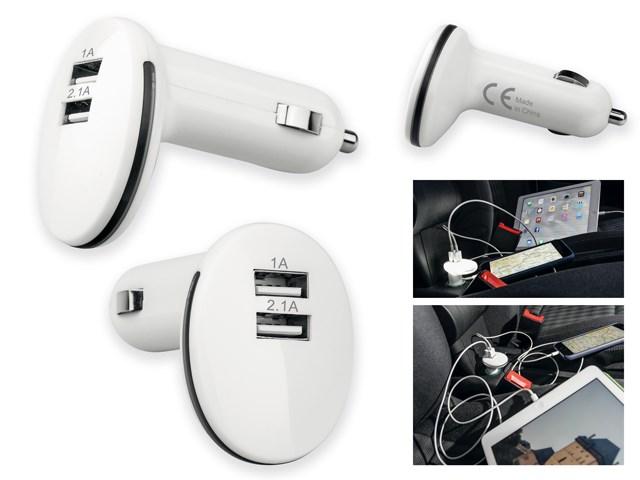 PLUG, auto USB adapter