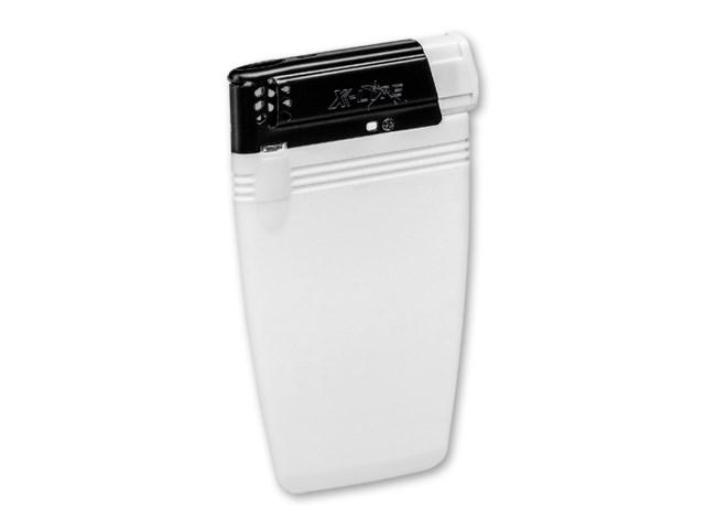 FLATEN ,Gas aansteker van plastic voor eenmalig gebruik met piezo ontsteking