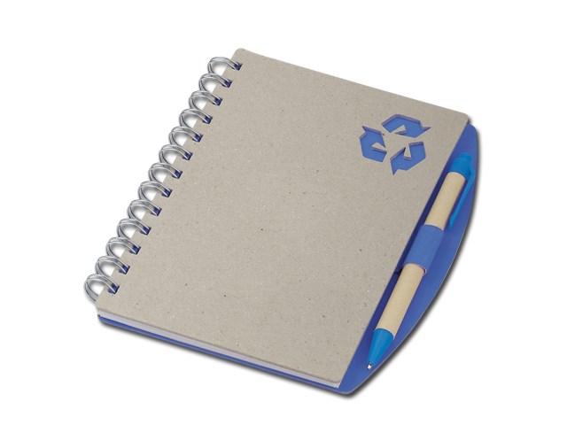 RAINER, notitieboekje met balpen
