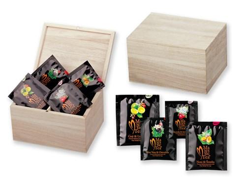 CADDY, tea gift set, Biogena