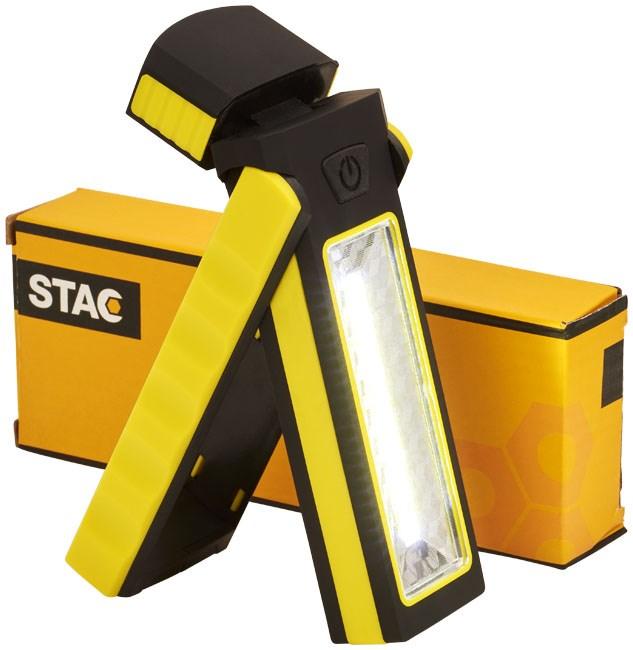 STAC Patron worklight w stand