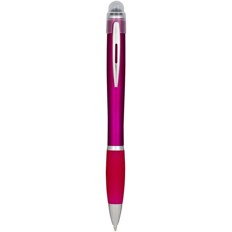 Nash lichtgevende pen, gekleurde houder en grip