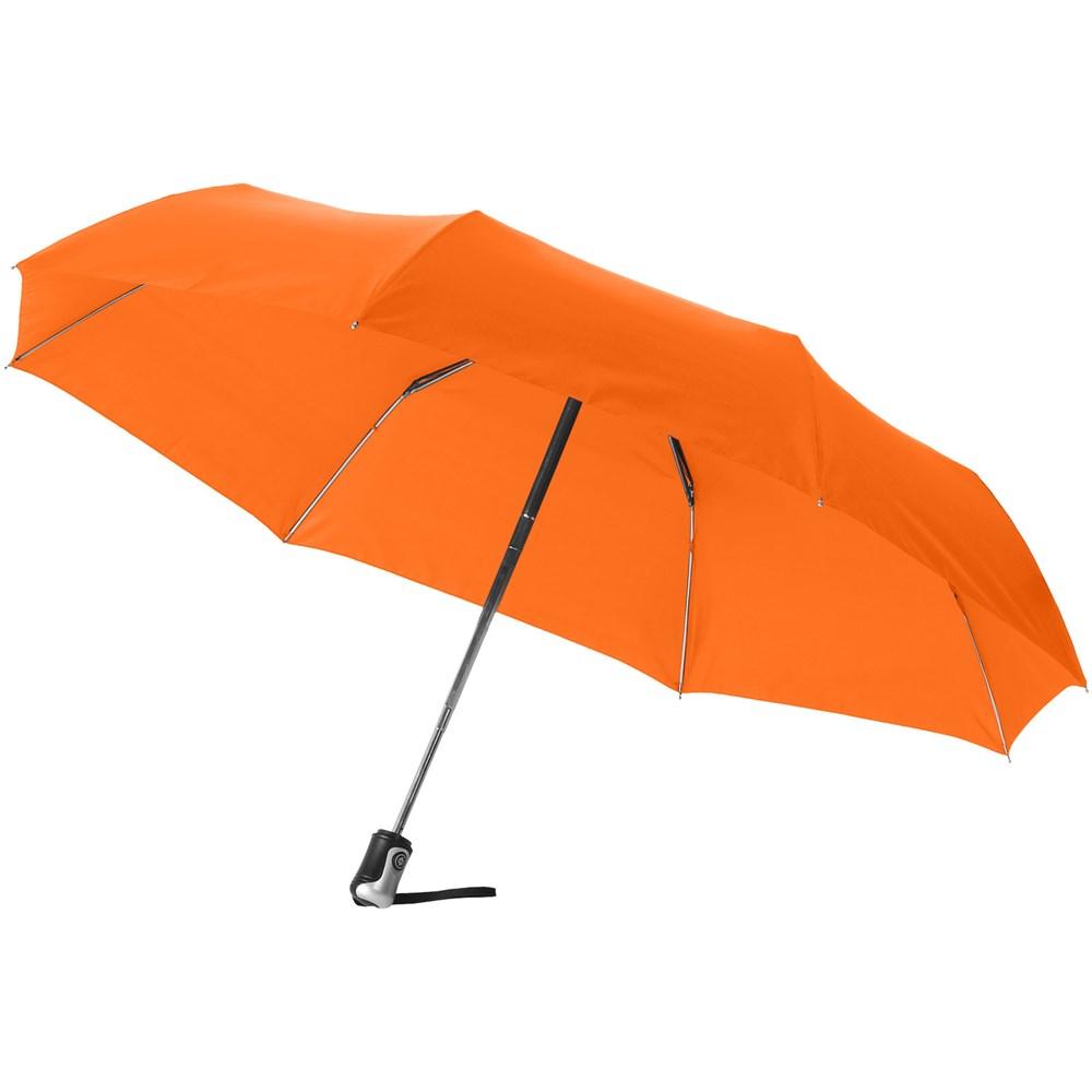 Alex 215'' 3 sectie automatische paraplu