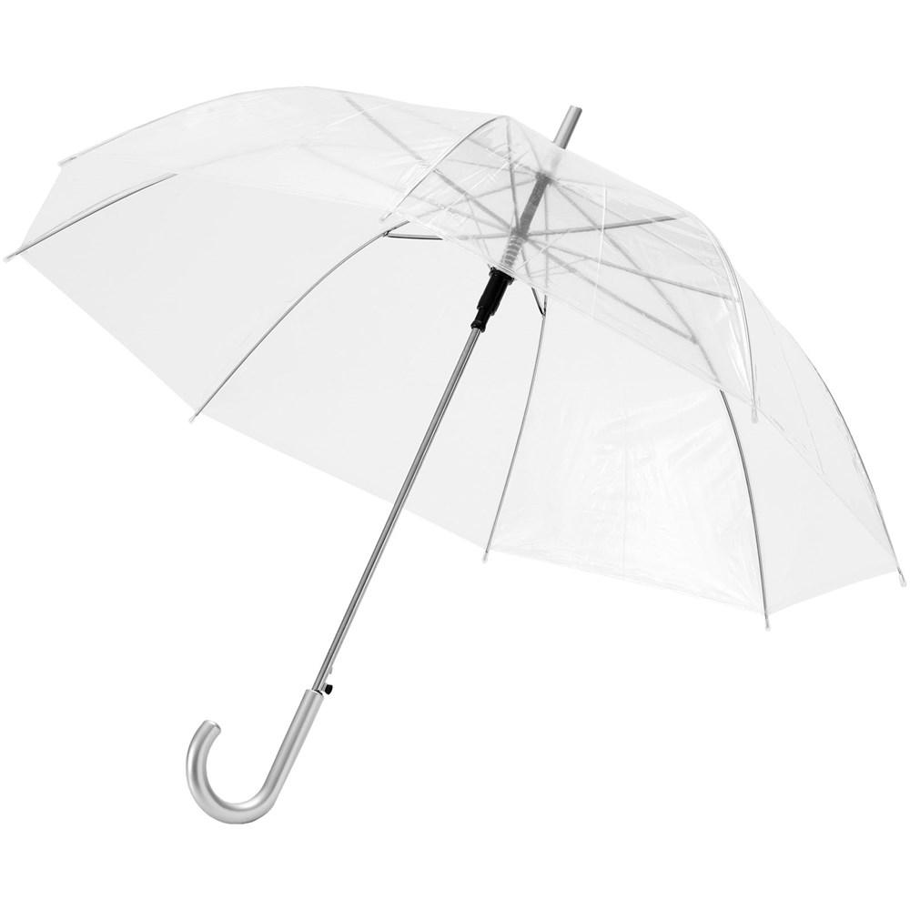 Kate 23 transparante automatische paraplu