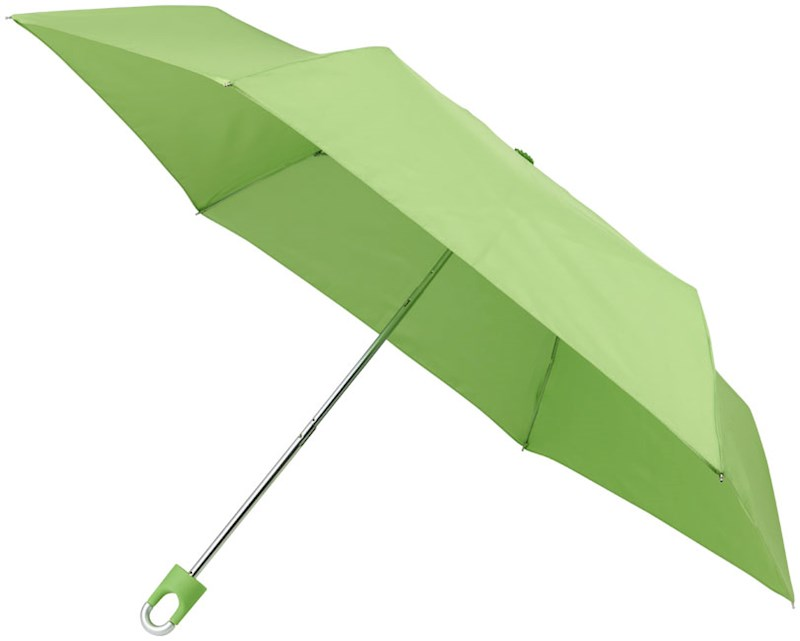 Emily 21 opvouwbare paraplu met carabiner clip