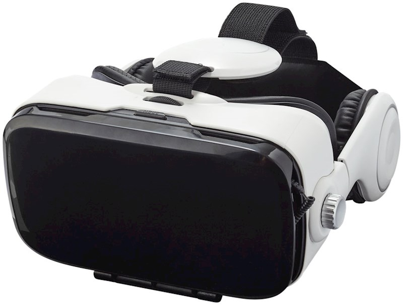 VR set met koptelefoon