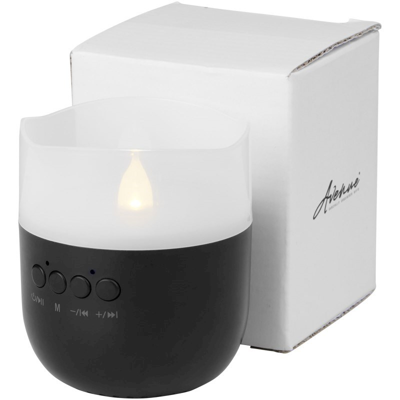 Candle Bluetooth Speaker-BK