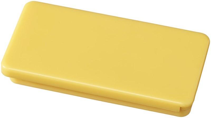 Ultra vanilla lipbalsem in een plat doosje