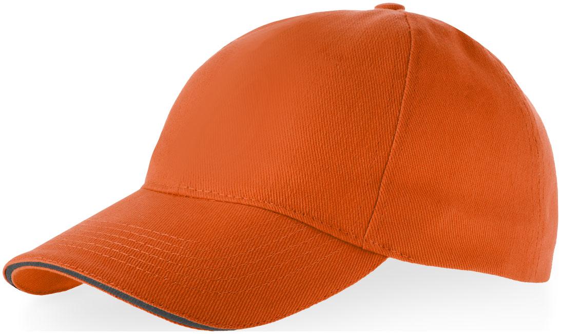 Garnet 5 paneels sandwich cap