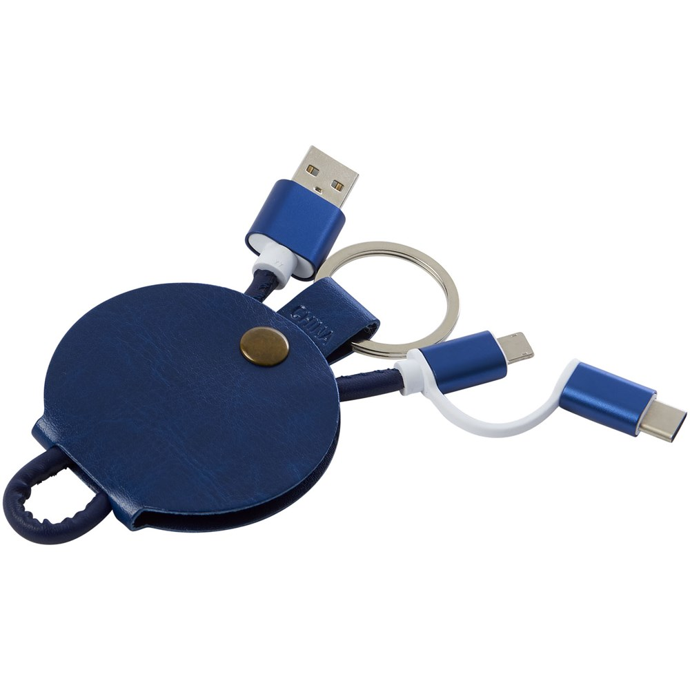 Gist 3-IN-1 Cable with Case