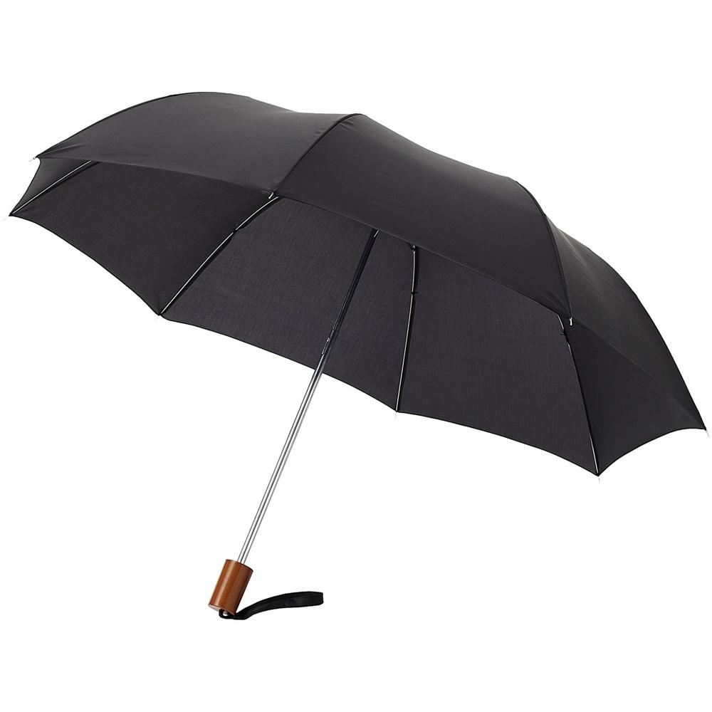 20'' Oho 2 sectie opvouwbare paraplu