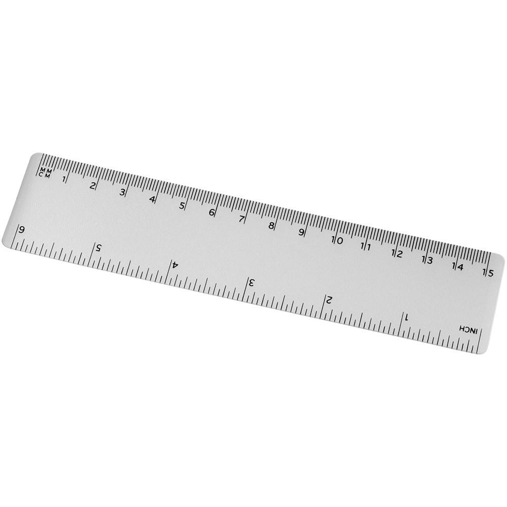 Rothko 15 cm PP liniaal
