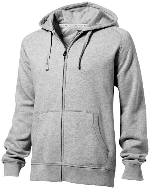 Slazenger Race full-zip sweater met capuchon