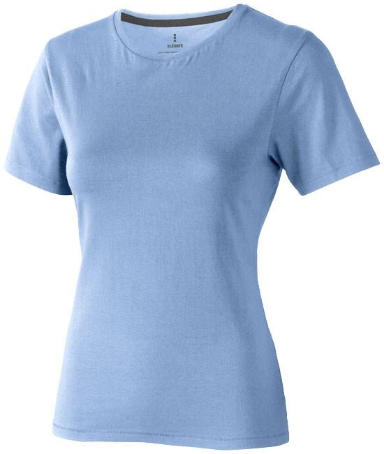 Nanaimo dames t-shirt met korte mouwen
