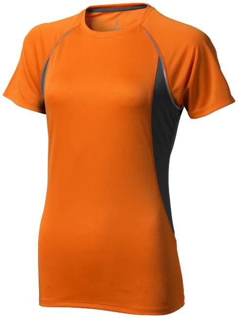 Quebec cool fit dames T-shirt korte mouwen