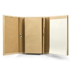 EXERCISE - notitieboekje met stijve deksel en stylo