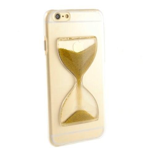 Zandloper Telefoonhoesje - goud