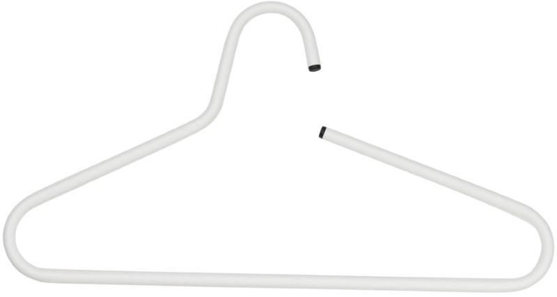 Spinder Design Victorie Kledinghanger Set van 5 - Wit