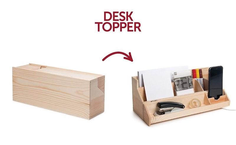 Rackpack - Desk Topper
