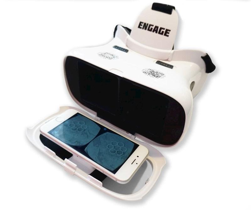 VR Insane Engage Headset voor Smartphones