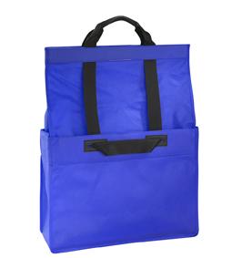 Shopper PULL OUT BAG blue