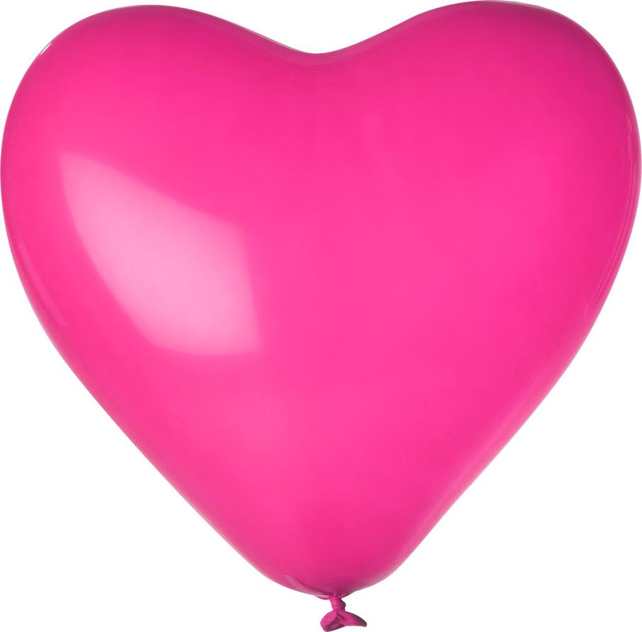 Bedrukte XL hartballonnen