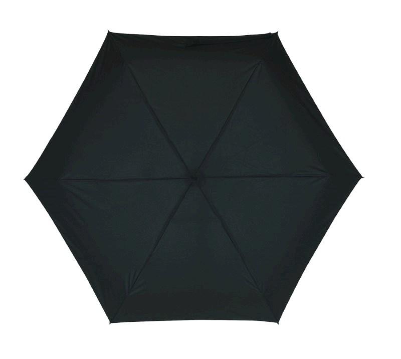 Super mini, uit 5 secties bestaande opvouwbare paraplu POCKET