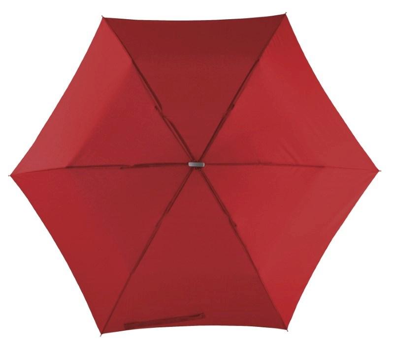 Mini opvouwbare uit 3 secties bestaande paraplu FLAT