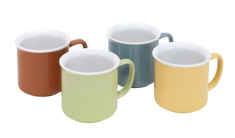 """Koffie mokkenset """"4 Seasons"""""""