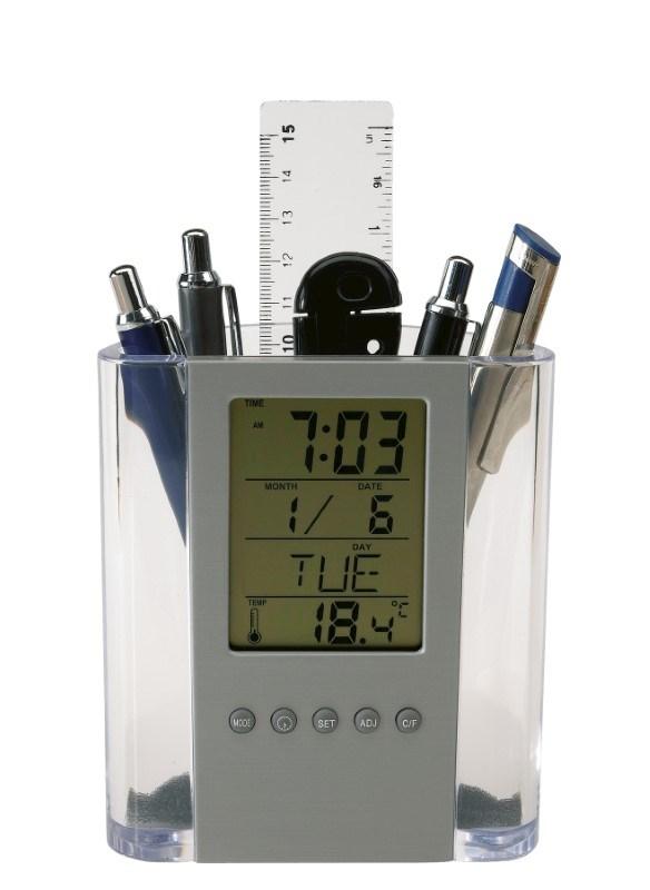Transparante pennenhouder BUTLER